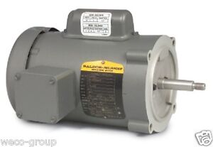 Jl3503a 1 2 hp 3450 rpm new baldor electric motor ebay for 1 2 hp motor