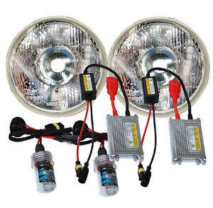 Mustang 64 65 66 67 68 70 71 72 73 F100 F250 F350 HID & Headlight Conversion Kit