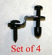 Adjustable Cabinet Door Clips To Hold In Stained Glass (4)