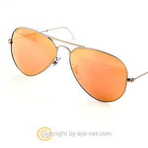 Ray-Ban Sonnenbrille Aviator RB 3025 019/Z2 Gr.55 e02V8rzeyF
