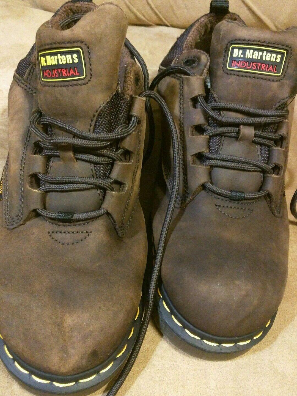 Dr Martens size 10 work boots mens