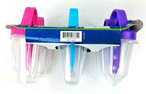 Cool Gear Ring Ice Pop Molds