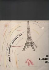 THE ELECTRIC EELS - having a philosophical investigation with LP