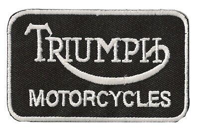 Applicazione con ferro da stiro applicazione Iron on Patches Moto Chopper Harley
