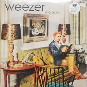 WEEZER Maladroit VINYL LP NEW SEALED 2016