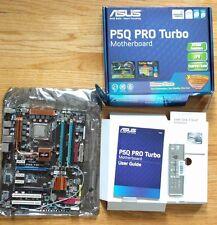 Asus P5Q Pro Turbo, Q9550, 8G DDR2