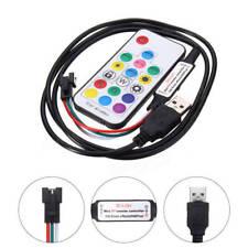 Mini USB 17 Keys Remote Controller for WS2811 WS2812B LED Strip Light DC5-24V