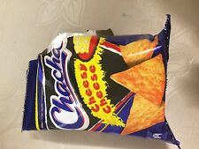 2x Chaco's Cheesy Cheese Snack-Ready to Eat