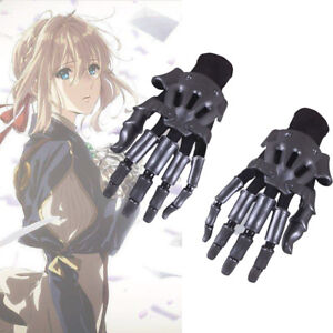 Violet evergarden cosplay prop accessory gloves hand gauntlet image is loading violet evergarden cosplay prop accessory gloves hand gauntlet stopboris Choice Image