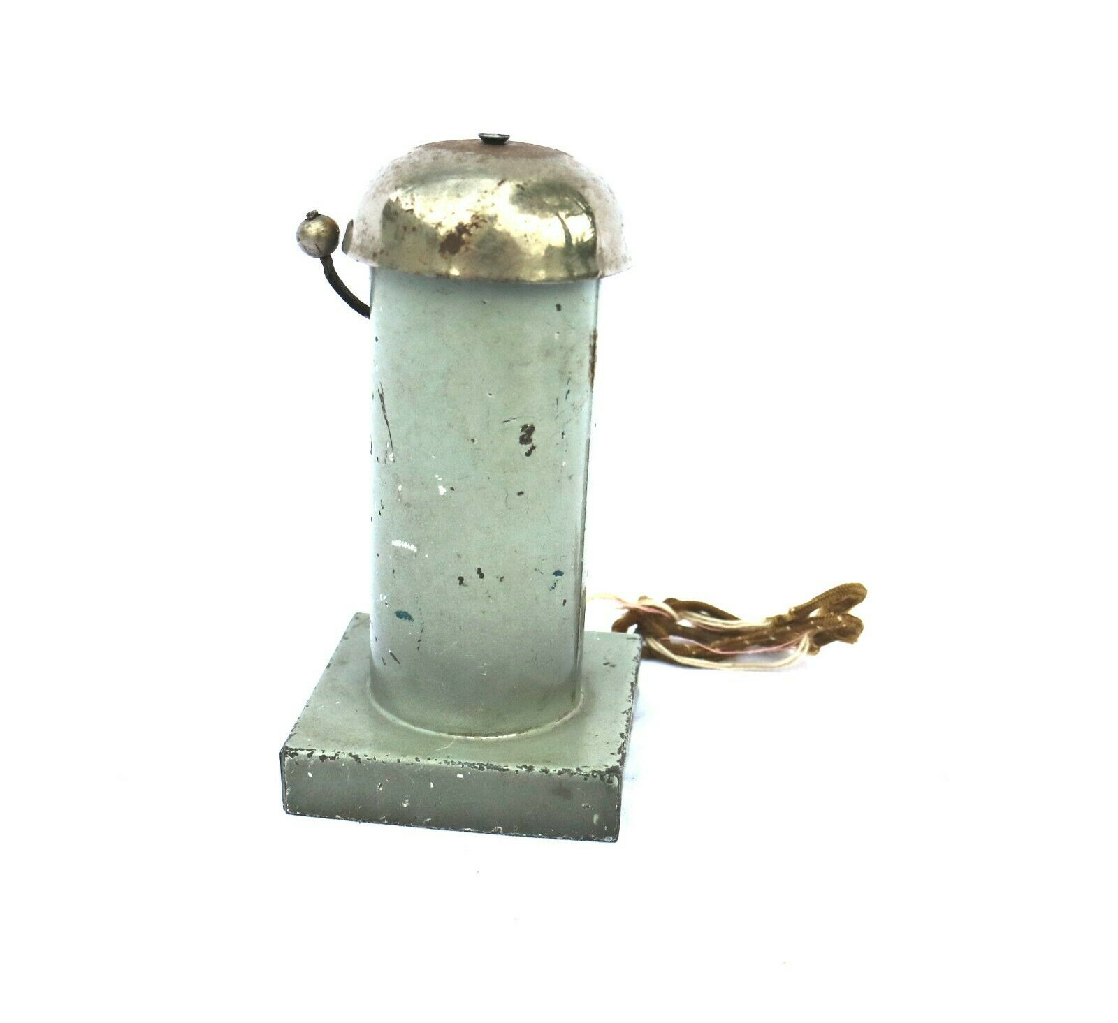 202V Original Marklin 0 Gauge  Electric  Bell Unit - 0 Gauge 13596
