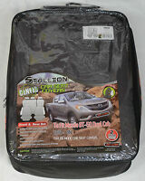 Full Car Pack Waterproof Canvas Car Seat Covers Mazda Bt-50 Dual Cab 11-on