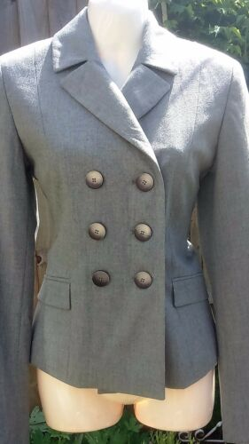 Brand Superb German Size Designer Jacket New 8 Grey qFqw6HP