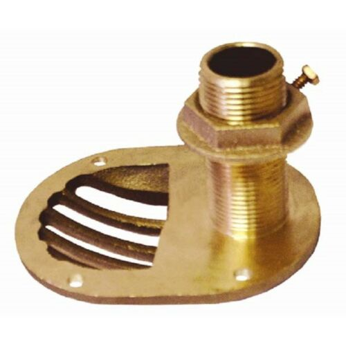 Groco Hi-Speed Strainer with Nut 1 in