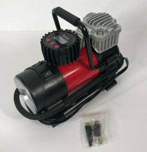 Details about  / Portable Compresor de aire bomba inflador 150 PSI tcisa 12 V 140 W Auto Digita