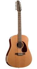 Seagull Coastline S12 Acoustic Guitar w/Seagull Gig Bag 623501029358