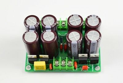 NICHICON 63V/2200UF*8 Rectifier filter power supply board kit for L20 L25 L7 LJM