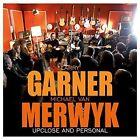 Upclose and Personal Larry Garner / Michael Van Merwyck Audio CD