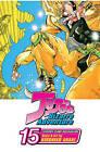 Jojo's Bizarre Adventure, Volume 15 by Hirohiko Araki (Paperback / softback, 2010)