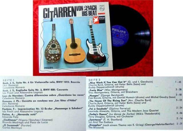 LP Gitarren von Bach bis Beat 1965 Blizzards Ian & The