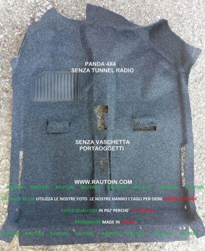FIAT PANDA TREKKING 4x4  TAPPETO PREFORMATO