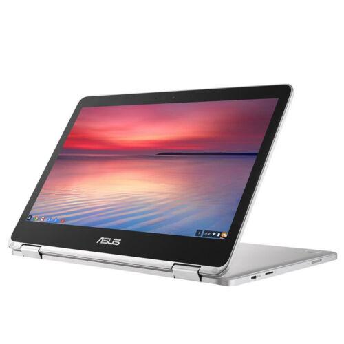 """Asus Chromebook Flip C302 Ca 12.5"""" 2 In 1 Laptop/Tablet Intel Core M3, 4 Gb, 64 Gb by Ebay Seller"""