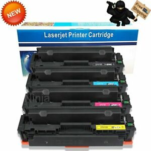 4PK-CF410X-Color-Toner-for-HP-410X-LaserJet-Pro-M452dw-M477fdw-M477fnw-Printer