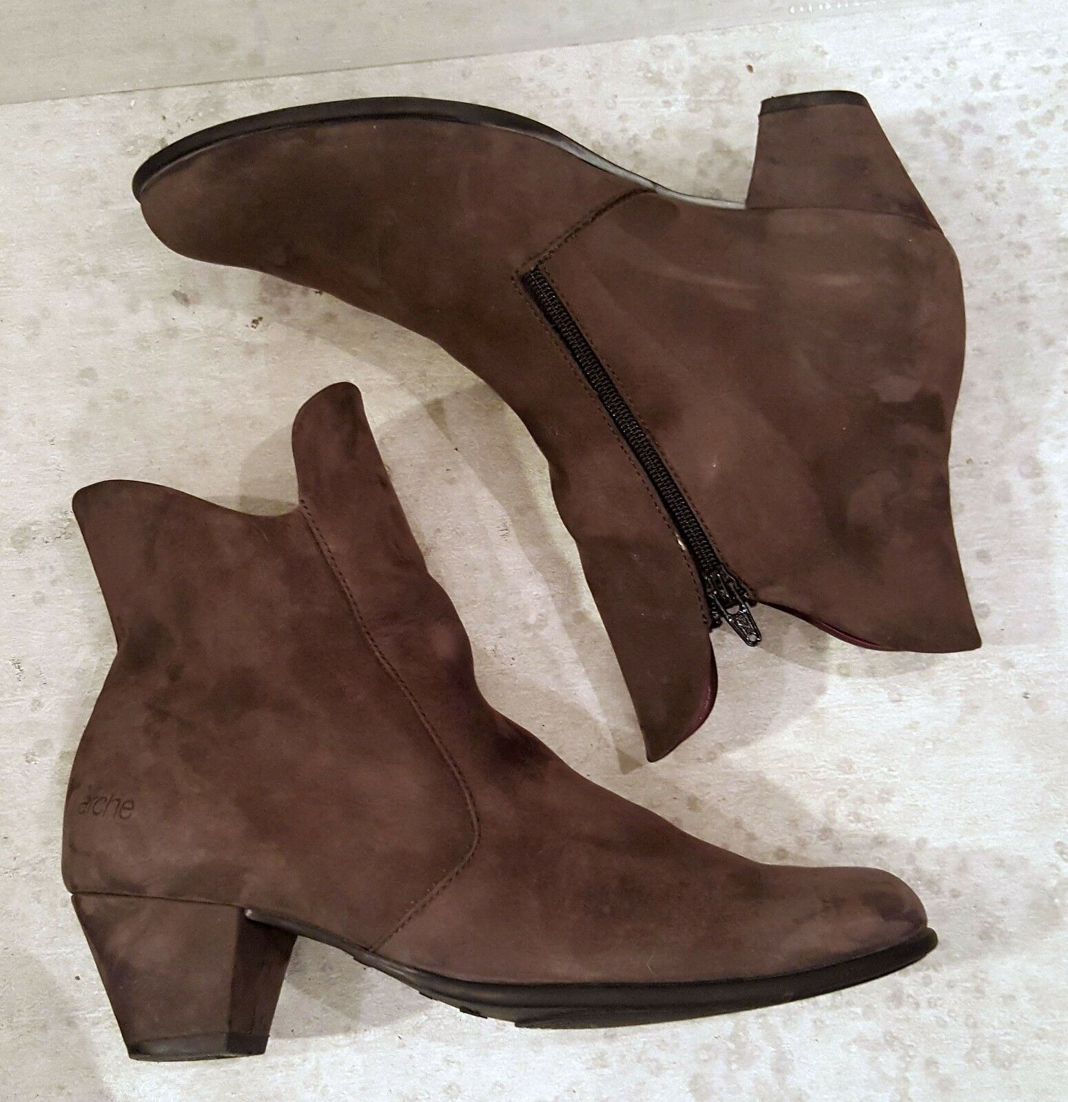 Arche Muren ankle boots size size size 36 us size 6 658612