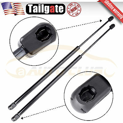 Qty(2) 4557 Rear Liftgate Hatch Tailgate Lift Supports Struts Shocks Gas Springs
