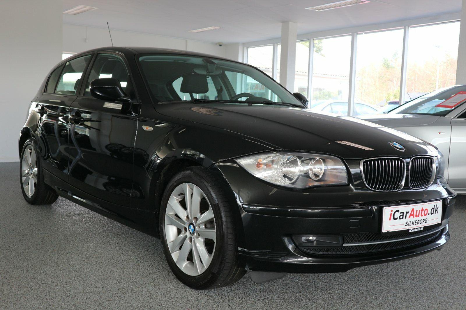 BMW 118d 2,0 Advantage 5d - 147.500 kr.