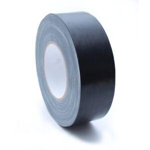 PROFI Gaffer Tape 690-50 Gewebe Klebeband Bühnentape schwarz Gaffa UV beständig