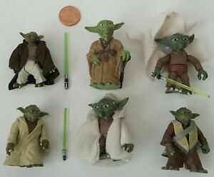 """2008-2013 Hasbro Star Wars The Clone Wars 3.75/"""" Action Figures LOOSE"""