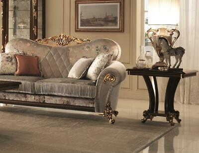 Beistelltisch Tisch Rundtisch Royal Designer Möbel Designer Holz Couchtisch Neu