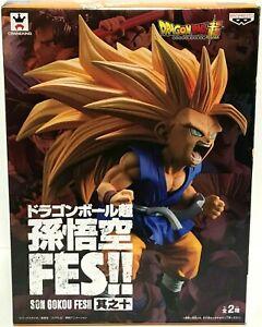 Figurine FES! Banpresto vol.10 Dragon Ball SS3 Goku 10 cm