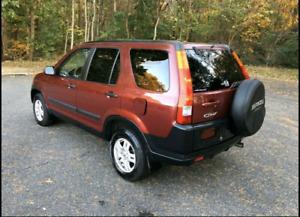 2006 Honda CR-V Certified $5800