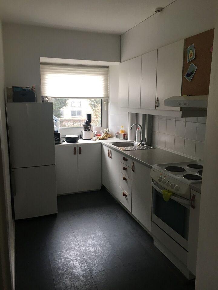 2450 vær. 2 lejlighed, m2 56, Johan Kellers Vej