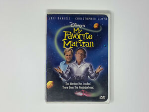 My-Favorite-Martian-DVD-1999-Disney-Classic-Christopher-Lloyd-FREE-SHIPPING