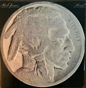 BOB-JAMES-Pre-Owned-LP-HEADS-GATEFOLD-RARELY-PLAYED