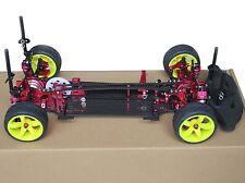Alloy & Carbon Sakura Ultimate Zero S XI Sport PRO 1/10 Touring Car Frame Kit