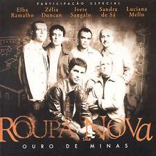 ROUPA NOVA - OURO DE MINAS (NEW CD)