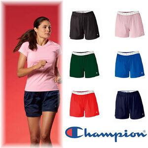 Champion Womens Mesh Short