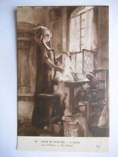 "CPA ""Salon de Paris 1919 - Darien - Les chiffons"""