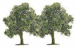 Busch 6627 N//TT 2 X .45mm Fruit Trees NEW