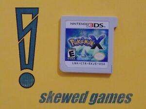 Pokemon-X-Cart-Only-Nintendo-3DS
