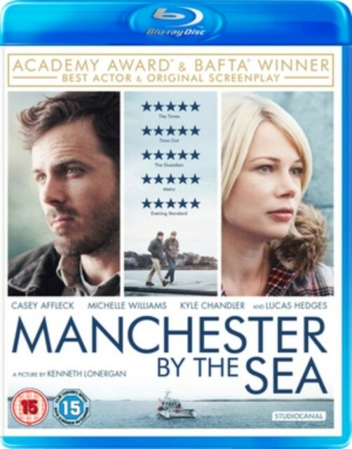 Manchester por The Sea Blu-Ray Nuevo Blu-Ray (OPTBD4038)