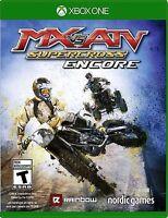 Mx Vs. Atv: Supercross Encore Edition - Xbox One - Xbox One Disc
