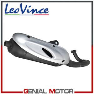Echappement Complete Leovince Sito Peugeot Ludix 50 2 One/trend 2004 > 2012
