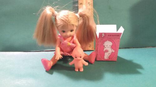 Barbie 1:6 Miniature Kewpie Doll in Box for Kelly Toyroom