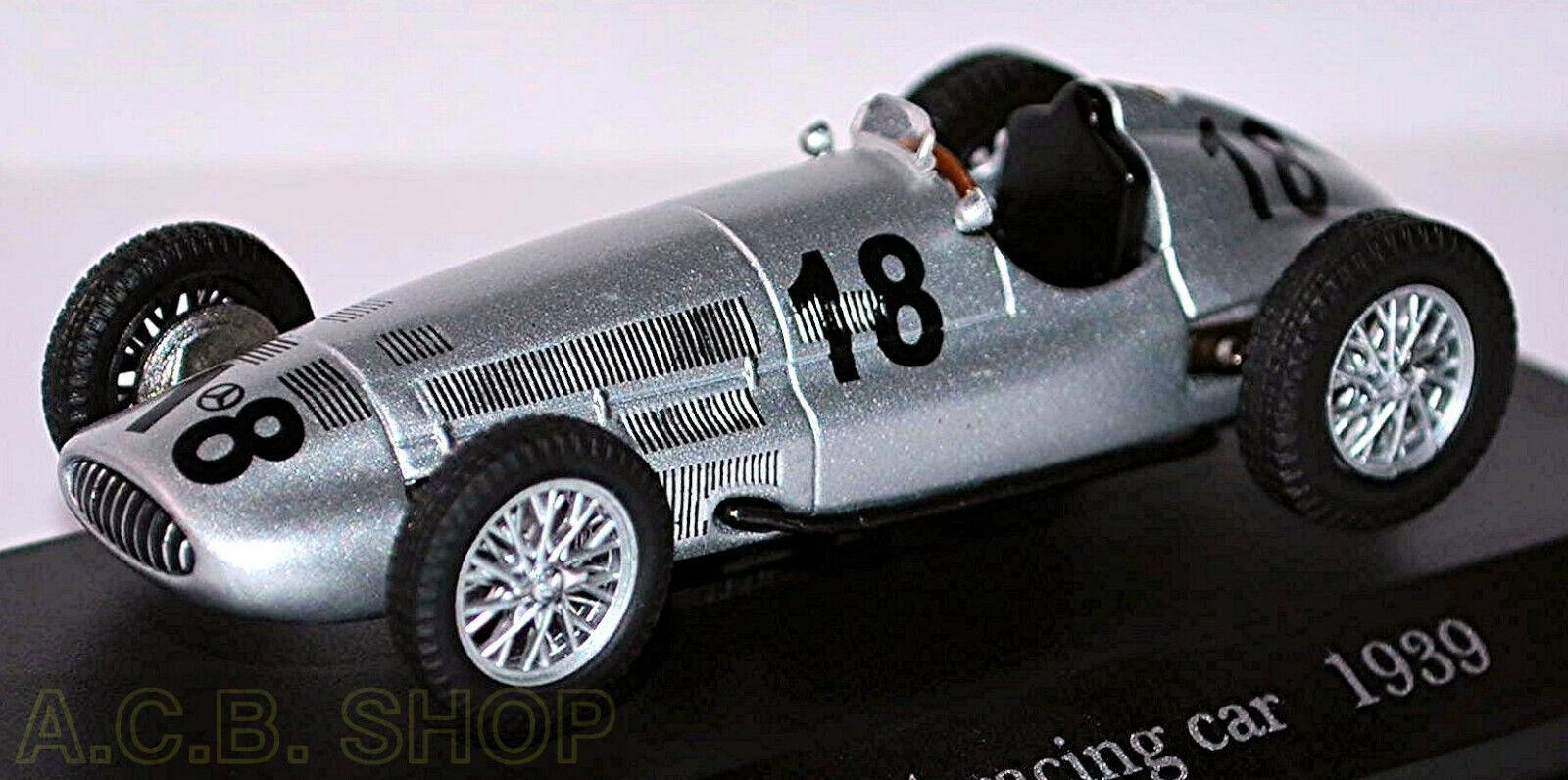 Mercedes Benz W154 - 1939 Hermann lungo 1 43