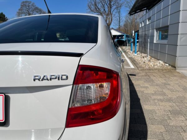 Skoda Rapid 1,2 TSi 105 Ambition Tivoli - billede 3