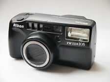Nikon TWZoom 105 Camera 37-105mm Macro Compact 35mm Camera. Stock No.u4208